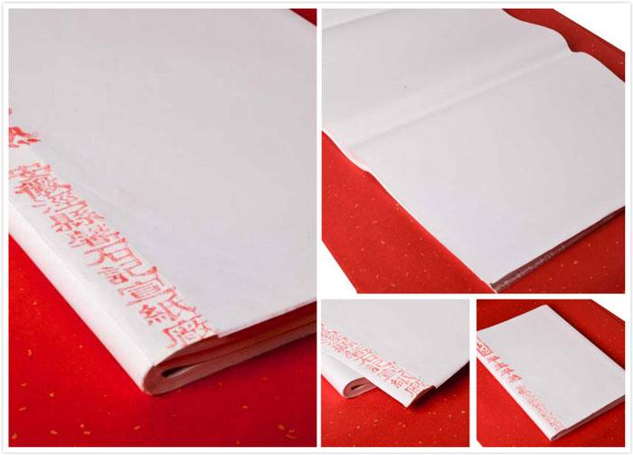 Papier aus China Banshengshu