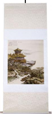 chinesische landschaftsmalerei als kunstdrucke kaufen. Black Bedroom Furniture Sets. Home Design Ideas